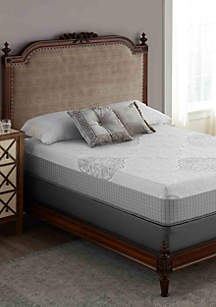 12 in Coil and Memory Foam Hybrid Mattress