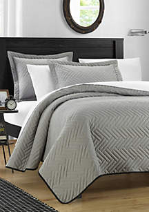 Palermo Complete Reversible Comforter Set with Sheets
