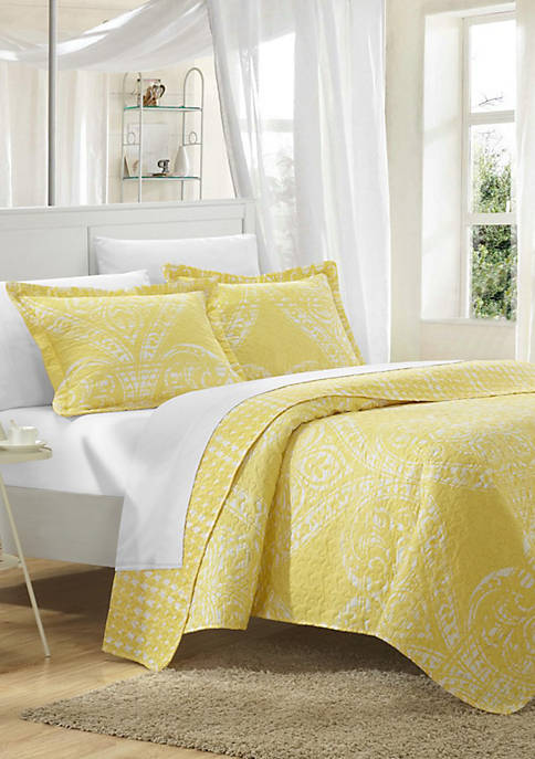 Napoli 7-Piece Quilt Set