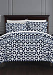 Elizabeth Duvet Cover Set- Navy