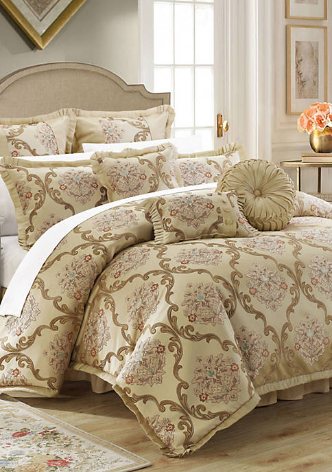 Chic Home Aubrey 13-Piece Complete Bedding Set with