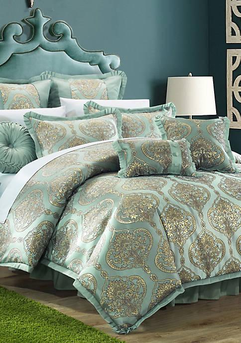 Chic Home Como 9-Piece Complete Bedding Set
