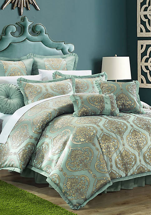 Chic Home Como 13-Piece Complete Bedding Set with