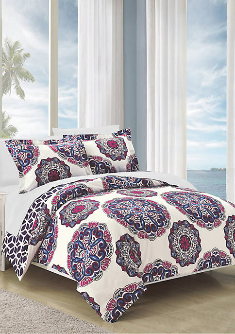 Chic Home Ibiza Duvet Bedding Set