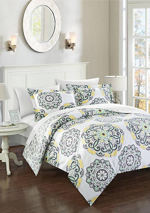 Chic Home Eliza Duvet Bedding Set