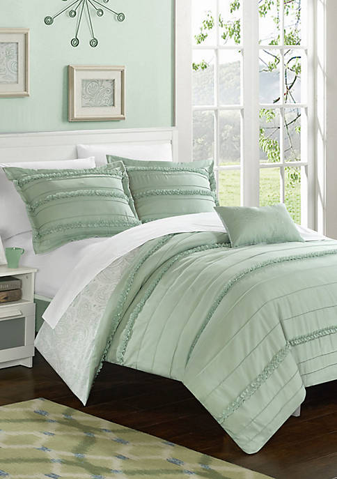 Chic Home Eliza Duvet Bedding Set