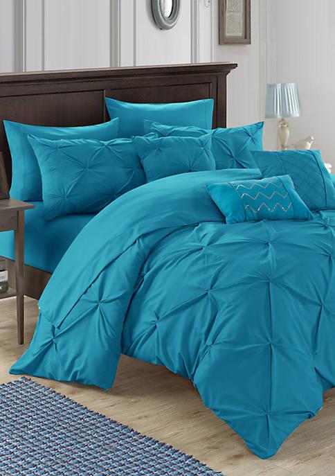 Hannah Comfort Set - Blue