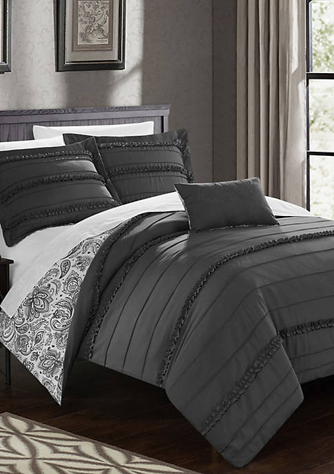 Eliza Reversible Duvet Set