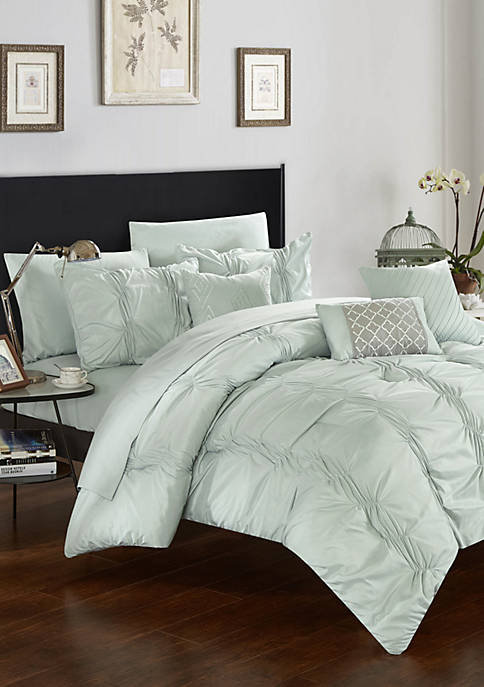 Chic Home Tori Bed In a Bag Comforter
