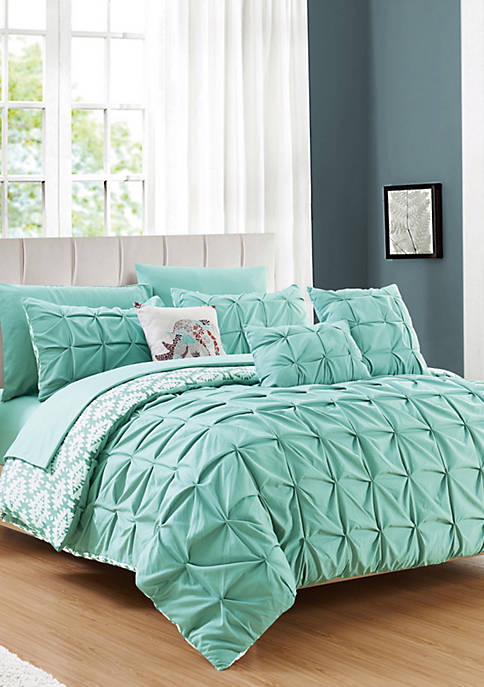 Reversible Yael Complete Bedding Set with Sheets