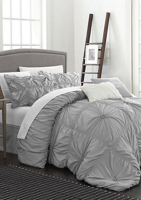 Chic Home Halpert Complete Comforter Set with Sheets