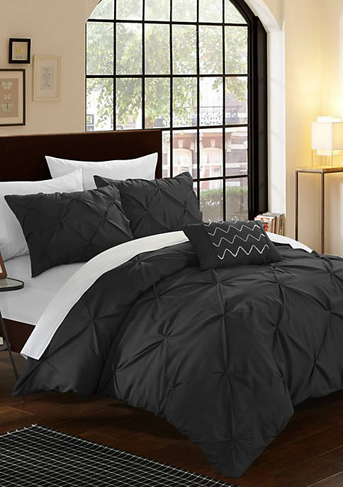 Chic Home Daya Duvet Set
