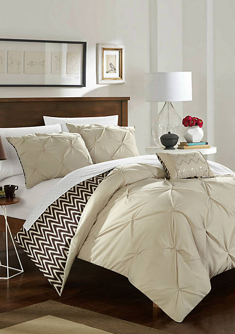 Chic Home Jacky Comforter Set