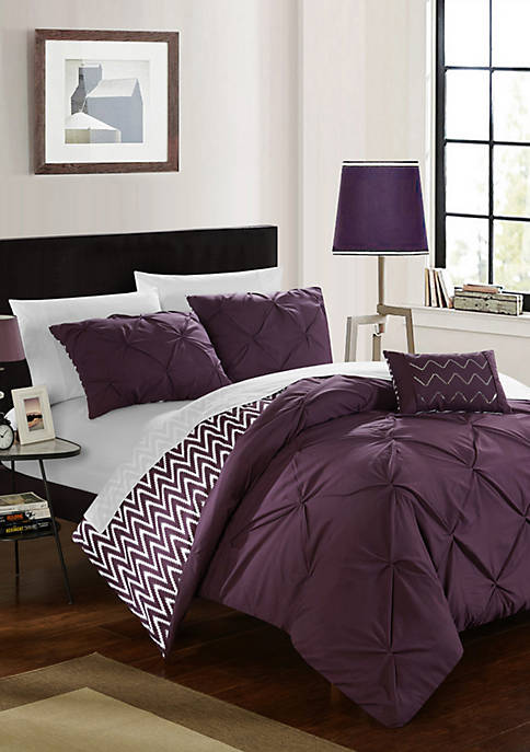 Jacky 8-Piece Comforter Set