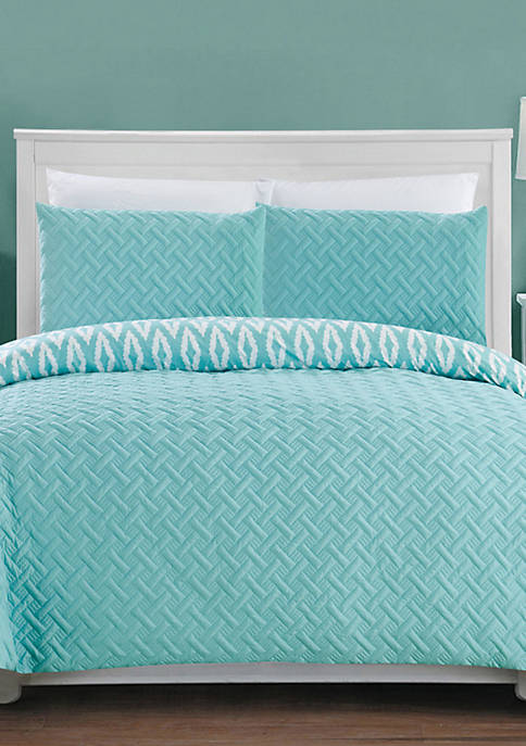 Chic Home Ora Comforter Set