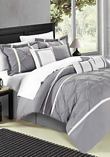 Vermont 12-Piece Comforter Set