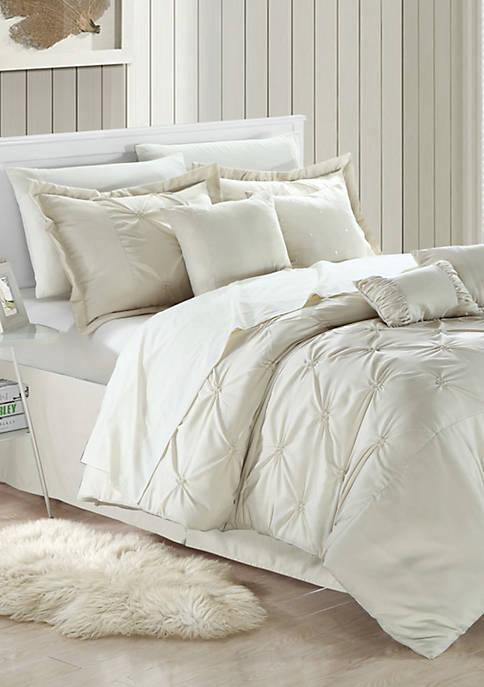 Chic Home Vermont 12-Piece Comforter Set