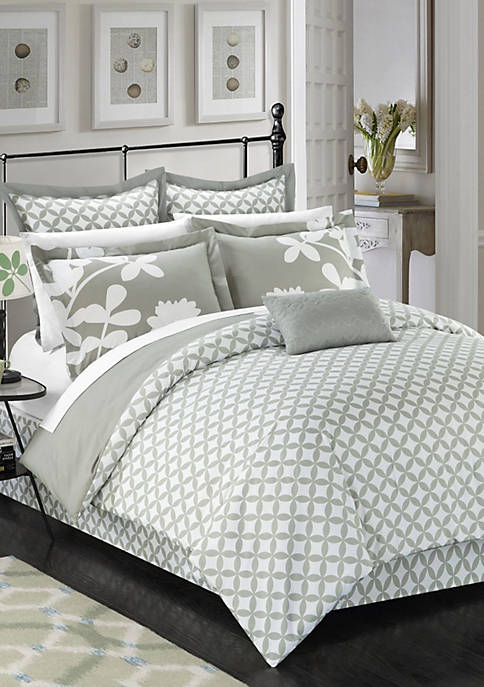 Chic Home Iris 7-Piece Comforter Set