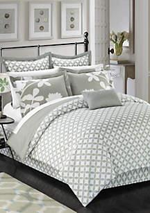 Iris 7-Piece Comforter Set