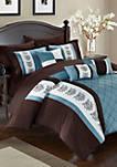 Clayton Bed In a Bag Comforter Set