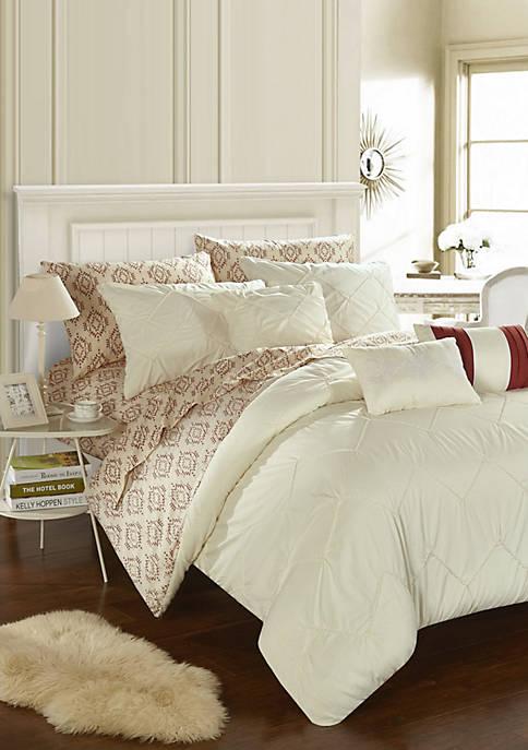 Maddie Bed In a Bag Comforter Set