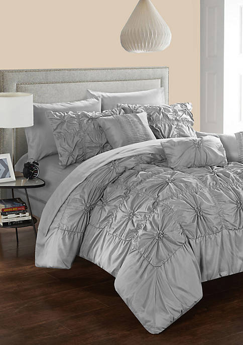 Chic Home Springfield Bed In a Bag Comforter