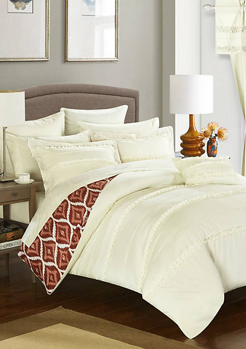 Chic Home Adina Ropm In a Bag Comforter