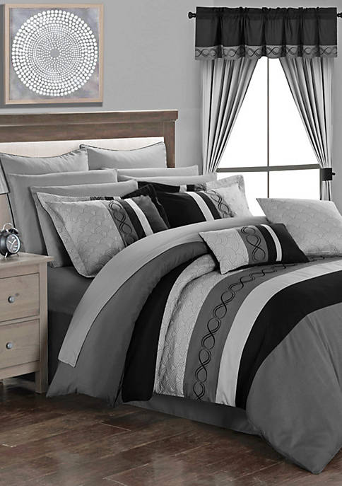 Chic Home Idit Bed In a Bag Comforter
