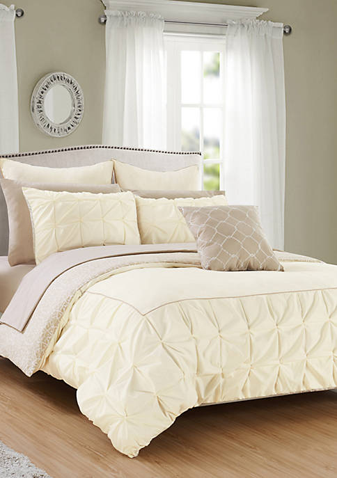 Chic Home Assen Bed In a Bag Comforter
