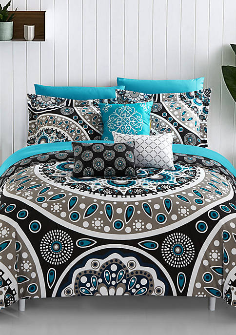 Chic Home Mornington Bed In a Bag Comforter