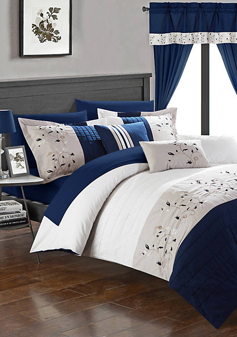 Chic Home Sonita Bed In a Bag Comforter