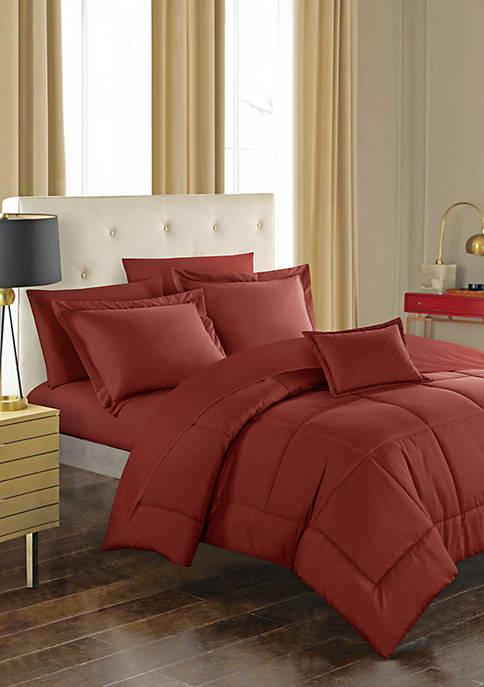 Jordyn Bed In a Bag Comforter Set
