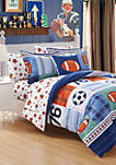 All Star Bed In a Bag Comforter Set