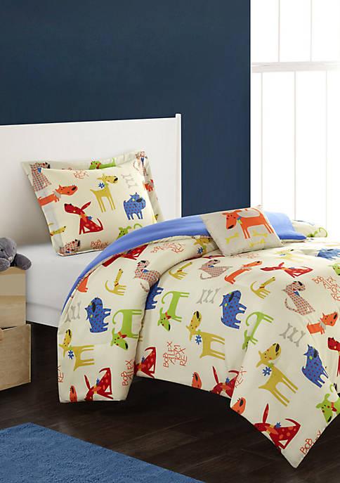 Pet Land Comforter Set