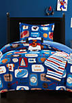 Sport Camp Comforter Set