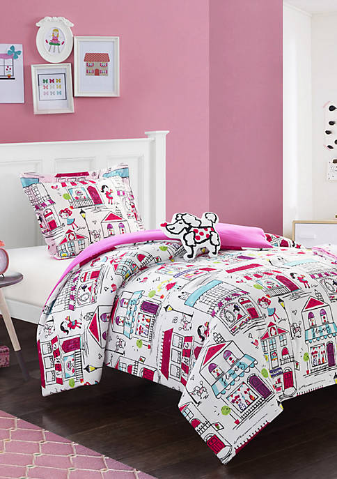 Chic Home Kids City Comforter Set
