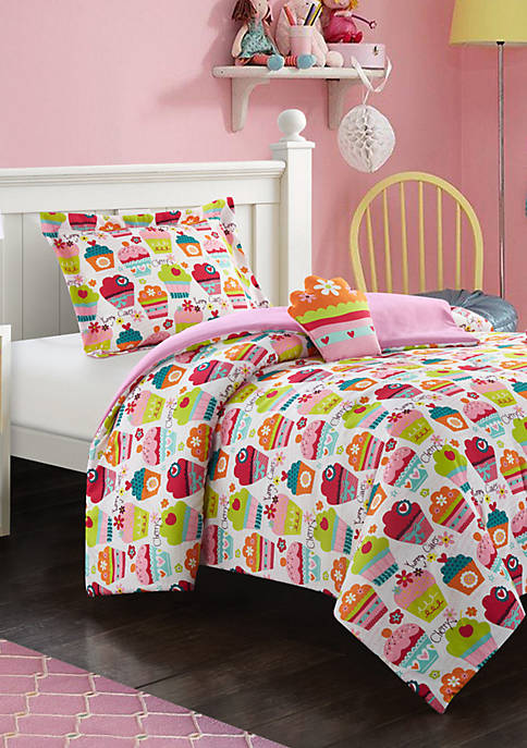Chic Home Tasty Muffin Comforter Set