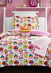 Tasty Muffin Comforter Set