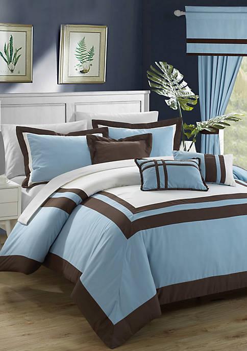 Chic Home Ritz Comforter Set