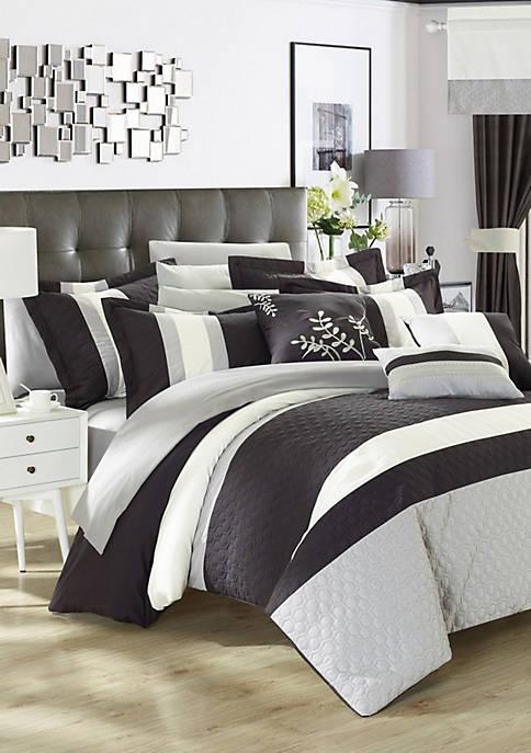 Chic Home Covington Comforter Set