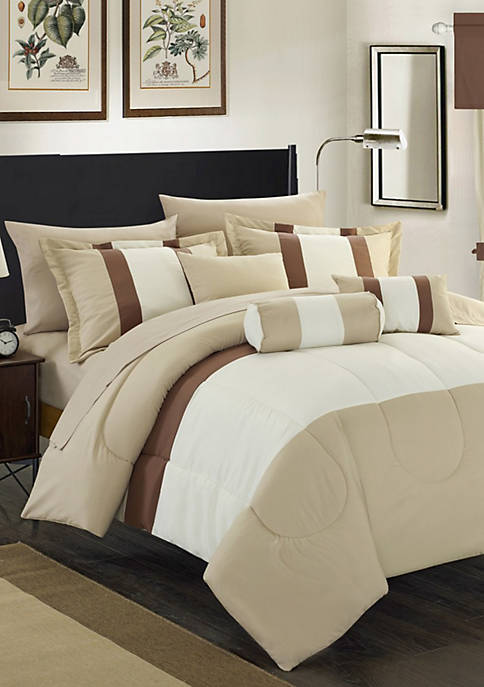 Chic Home Mackenzie Comforter Set