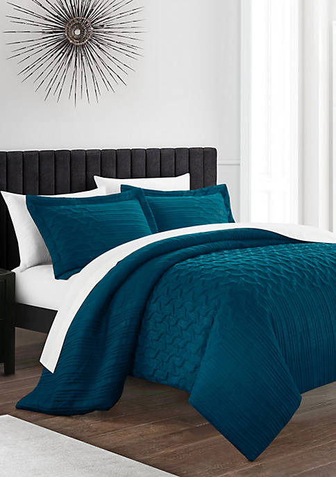 Chic Home Jazmine Bed In a Bag Comforter