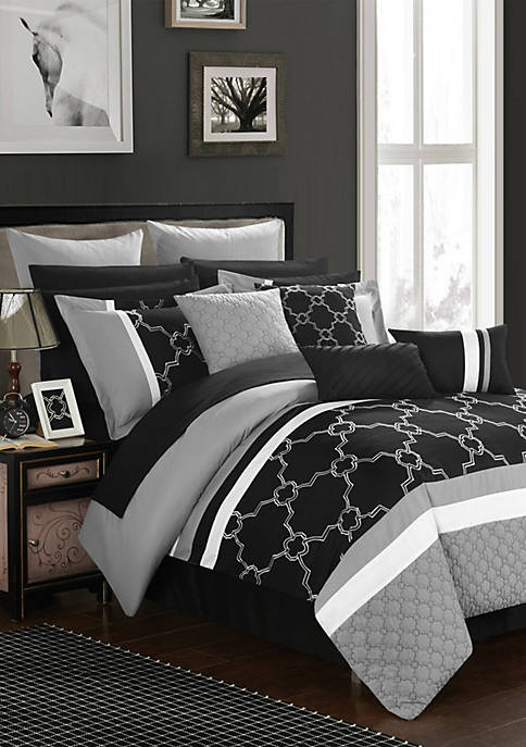 Chic Home Camilia Bed In a Bag Comforter