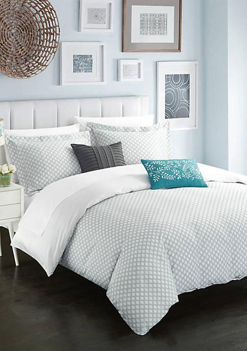Chic Home Belleville Garden Comforter Set