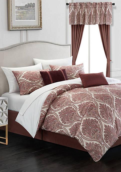 Vivaldi Bed In a Bag Comforter Set