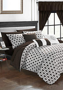 Chic Home Sigal Bed In a Bag Comforter Set