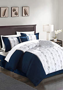 Chic Home Priston Comforter Set