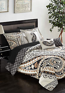 Chic Home Del Mar Bed In a Bag Comforter Set