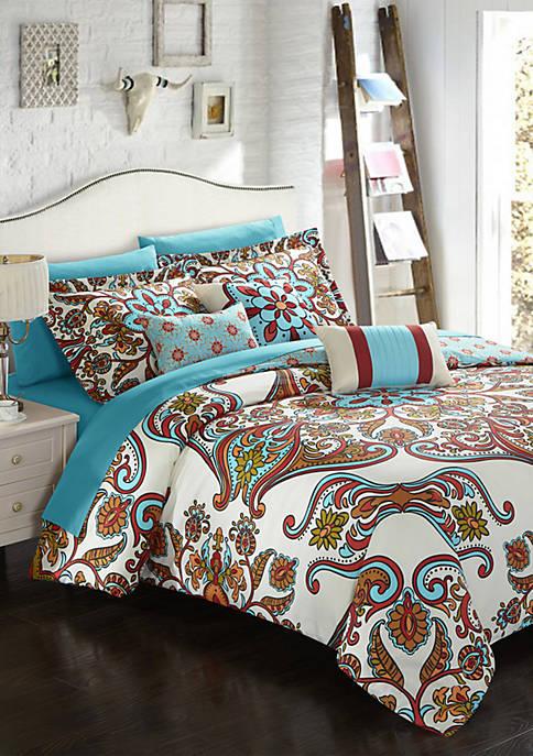 La Harpe Bed In a Bag Comforter Set