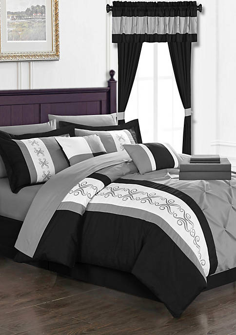 Chic Home Icaria Bed In a Bag Comforter
